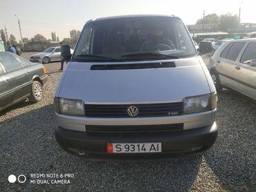 запчасти volkswagen transporter t4 в Кыргызстан: Volkswagen Transporter 2.5 л. 2002