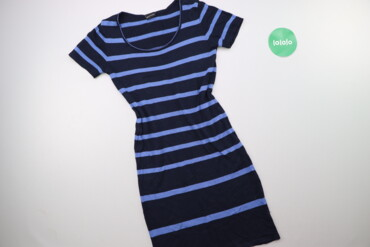 Жіноча сукня у смужку Bodyflirt р. XXS    Довжина: 85 см Ширина плечей