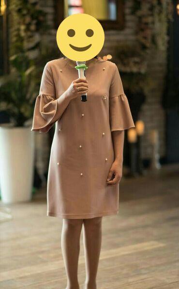 palto razmer 46 в Кыргызстан: Платье( Турция), надевала 2 раза, размер 46-48