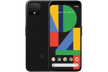 Google Nexus в Кыргызстан: СМАРТФОН GOOGLE PIXEL 4 (6+64) EUУточняйте наличие и