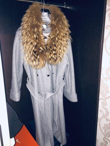 Продаю пальто б/у, состояние хорошее, в Бишкек