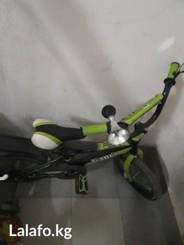 Продается детский велосипед. Брали новым но почти не катались. в Бишкеке