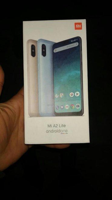 İşlənmiş Xiaomi Mi A2 Lite 32 GB qara