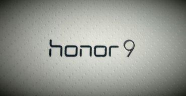 продаю Huawei honor 9. новый. вопросы по What's up. в Бишкек