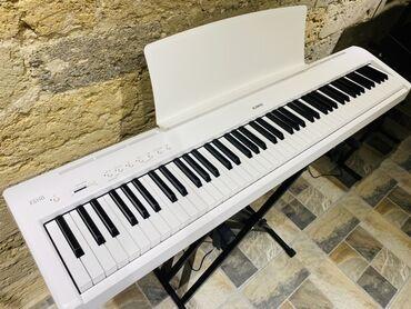 Пианино, фортепиано - Азербайджан: Elektro piano kawai.Es 110whpremium sinfə məxsus məşhur yapon brendi