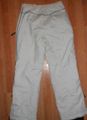Pantalone ski obim - Srbija: Ski pantalone Iguana vel. 38Ski pantalone Iguana bez boje