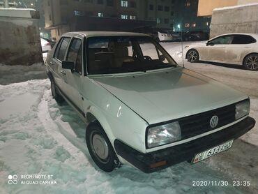 диски r15 цена в Кыргызстан: Volkswagen Jetta 1.6 л. 1987 | 123456789 км