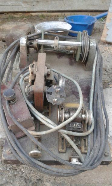 Переделанная электро прялка рабочая.прошу 300сом уступлю .срочно. в Бишкек