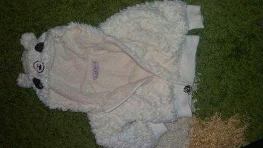 Meda jaknica za devojcice, vel 1-2 - Sabac