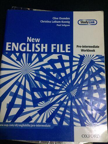 pocket book - Azərbaycan: New English file, pre-intermediate Student's Book