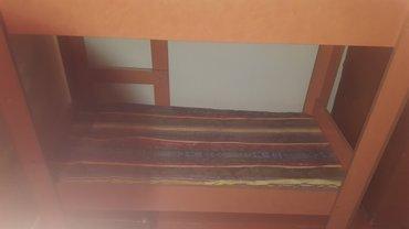 продаю кровать детская состоянии очень хорошо  в Бишкек