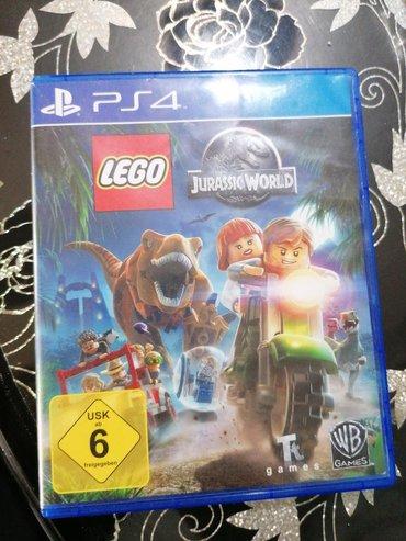 Ostalo | Sombor: Lego PS 4 Cena:2.500