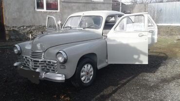 Avtomobillər - Zaqatala: QAZ M-20 Pobeda 1.8 l. 1956 | 20800 km