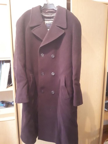 Мужские пальто в Кыргызстан: Мужское новое пальто. 54 размер
