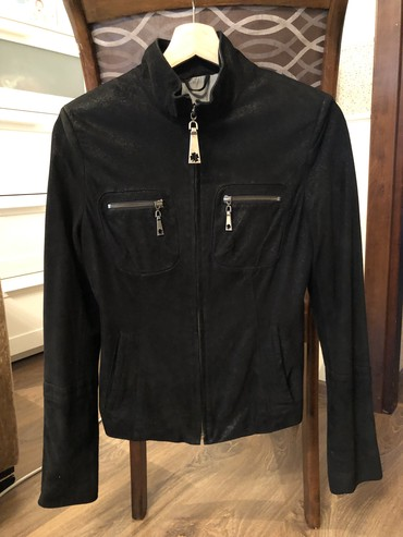 замшевые куртки в Кыргызстан: Замшевая куртка высокого качества, дорого покупали