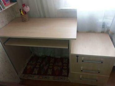 Yazi ve ya kompyuter masasi. Qiymet 130man. Unvan:#yeniyasamal Kod1078