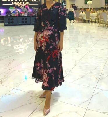 Продаю платье турецкого производства, одевала один раз на пару часов