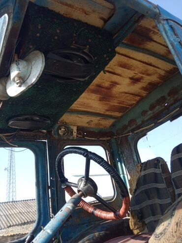Yük və kənd təsərrüfatı nəqliyyatı - Şamaxı: Salam traktor idial vəziyyəti mator qarofqa təzə yığılıb Val qurzlu