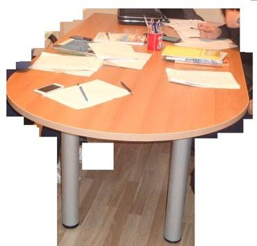 Bakı şəhərində Офисный конференц стол , половина стола.
