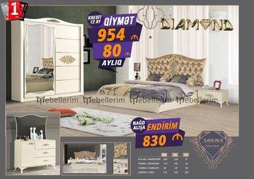 гарнитур для спальни в Азербайджан: Mebellerim