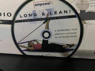 Pilates trake za vežbanje - ekonomična i praktična sprava za fitness i