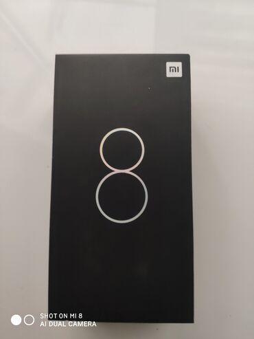 bmw 8 серия 850csi mt - Azərbaycan: İşlənmiş Xiaomi Mi 8 64 GB göy