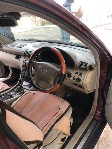 Mercedes-Benz C-Class 2 л. 2001   224500 км