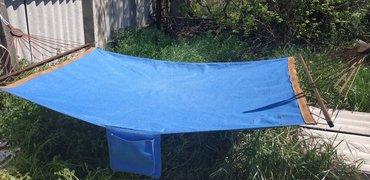 """Гамаки в Кыргызстан: Гамак, модели: """"Jeans"""", """"Nomad"""". Ручная работа. Размеры 2 х 1.2м"""