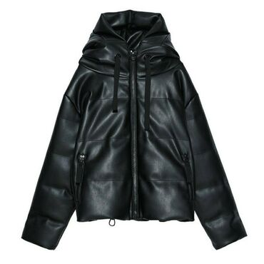 Продаю куртку экокожа под бренд ZaRa.Заказали с Китая(Гуанчжоу)размер