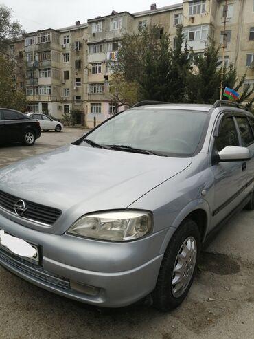 Opel Astra 1.6 l. 1999 | 450000 km
