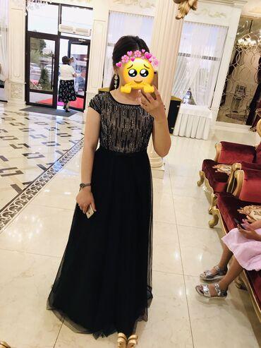 Красивое вечернее платье. Надевала лишь раз.  Размер «м» Цена 3000