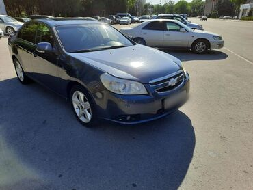 Chevrolet Epica 2.5 л. 2006 | 150000 км