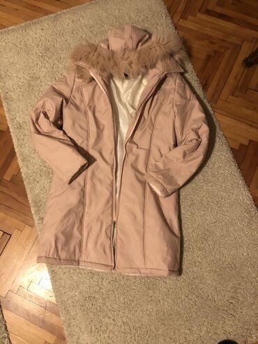 Duža jakna, S/M