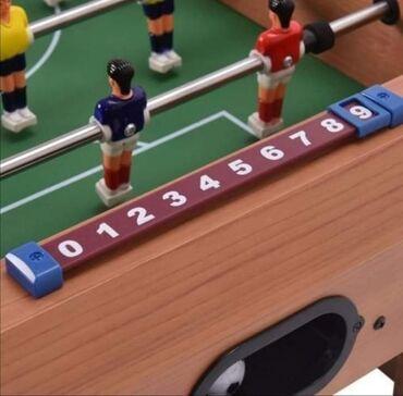 Sport i hobi - Pozarevac: Fantastična zabava za decu i odrasle. Fudbal dobijate sklopljen u