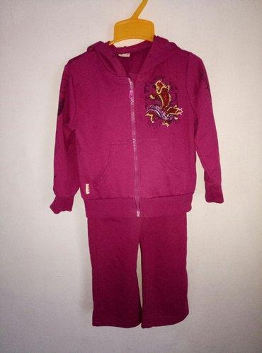 Спортивный костюмчик на 3-4 года. Состояние хорошее в Бишкек