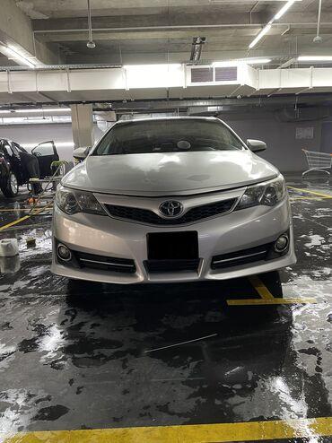 диски момо r18 в Кыргызстан: Toyota Camry 2.5 л. 2012 | 100000 км