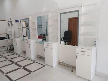 Qadin salon - Azərbaycan: Salon mebeli 4eded guzgulu