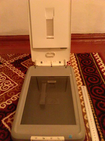 сканер mustek scanexpress a3 usb в Кыргызстан: Сканер HP Scanjat G3010 на запчасти