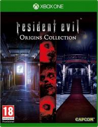 Resident evil origins collection - xbox one σε Athens