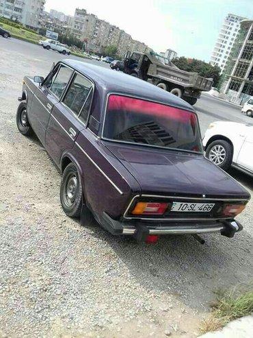 Bakı şəhərində vaz2106