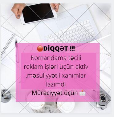 telefon ucun qablar - Azərbaycan: ƏZİZ XANIMLAR !!! Əlavə gəlirə və yaxud 2-ci işə ehtiyacınız varsa,mə