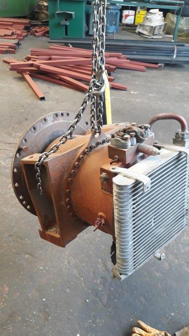 Инструменты для авто в Бишкек: Zf transmikser reduktor+hydromotor+oil cooling GERMANY