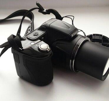 Фотокамера Nikon coolpix l830  Объектив  Фокусное расстояние (35 мм эк