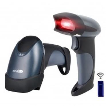 Беспроводной лазерный сканер штрих-кодов NETUM M2-1DNETUM
