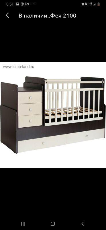1083 объявлений: Детские кровати