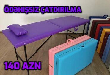 Tibbi məhsullar - Azərbaycan: Standarlara uygun düzəldilmiş, bərk, davamlı və 180-190 kq çəkiyə