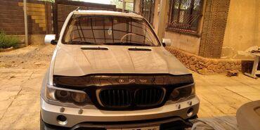 Автомобили в Бишкек: BMW X5 M 3 л. 2001