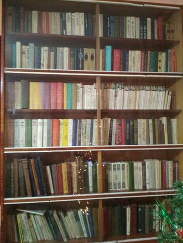 Продается очень много книг. Пишите какие хотите купить