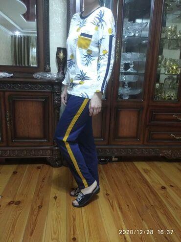 Флипчарты 120 х 225 см лаковые - Кыргызстан: Женская пижама ткань х/б качество размеры :46-56