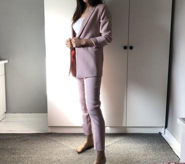 розовая мужская одежда в Кыргызстан: Женские брюки Affinity S